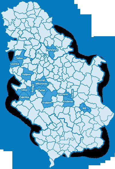 karta podzemnih voda srbije Elektrosistemi karta podzemnih voda srbije